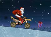 Игра Гонщик Санта 3