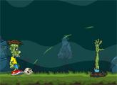 Игра Зомби Футбол