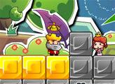 Игра Король Спасает Принцессу