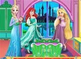 Игра Комната для детей Принцесс