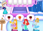 Игра Принцессы Диснея: Кексовое безумие