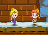 Игра Холодное сердце: Эльза и короны