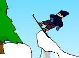 Игра Jump The Gorge
