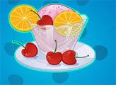 Игра Вишневое ванильное мороженое