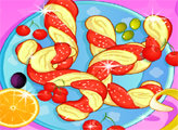 Игра Карамельно-фруктовое печенье