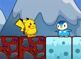 Игра Покемон Огонь и Покемон Лед