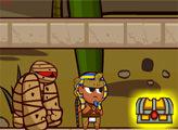 Игра Мумия и охрана  Сокровищ Фараона