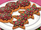 Игра Рождественское шоколадное печенье