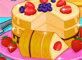 Игра Торт-мороженое