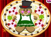 Игра Декорация Рождественского печеня