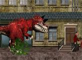 Игра Динозавр Рэкс в Париже