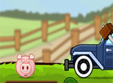 Игра Спаси Свинку