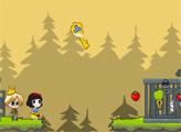 Игра Белоснежка - спасение гномов 2