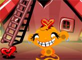 Игра Счастливая обезьянка: Сердца