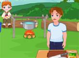 Игра Анна в походе