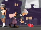 Игра Злая Бабушка 2