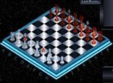 Игра 3D Galactic Chess