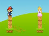 Игра Взрывные поцелуи Марио