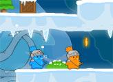 Игра Коты-близнецы воины 2