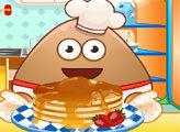 Игра Поу готовит пирожные