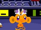 Игра Счастливая обезьянка: Научная Фантастика