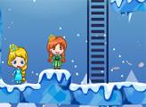 Игра Холодное сердце: Волшебное приключение Эльзы