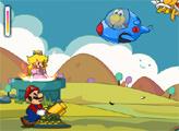 Игра Марио Оборона Принцессы