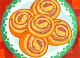 Игра Пицца-рулетики