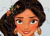 Игра Пазл - Принцесса Елена