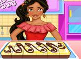 Игра Елена из Авалора готовит торт