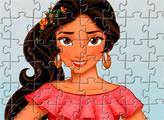 Игра Пазл - Принцесса Елена 2