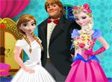 Игра Эльза - подружка невесты