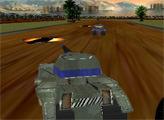 Игра Армейские гонки на танках