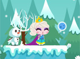 Игра Снежная королева - Спасение Принцессы