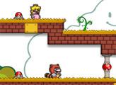 Игра Побег Марио и Принцессы