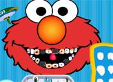 Игра Элмо у зубного