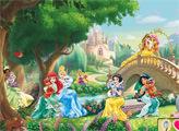 Игра Веселый замок Принцесс Диснея