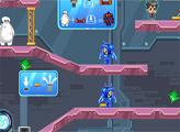 Игра Город героев: Спасти заложников