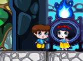 Игра Прекрасный Принц и Заколдованное Зеркало