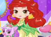 Игра Принцессы в стиле Тиби