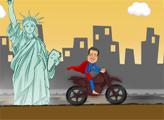 Игра Дирт байк по Америке