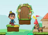 Игра Приключения Деревянного принца
