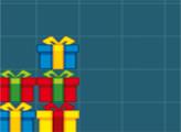 Игра Смурфики: Подарочный Тетрис
