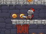 Игра Доблестный Рыцарь Спасает Принцессу