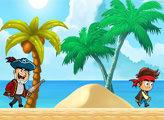 Игра Пираты убегают