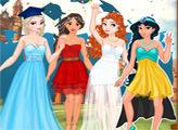 Игра Выпускной принцесс