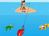 Игра Джейк Пират - крюк