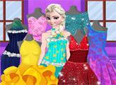 Игра Платье Эльзы на День Святого Валентина