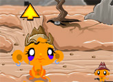Игра Счастливая обезьянка: Вестерн 2