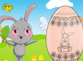 Игра Пасхальный Заяц и Пасхальные Яйца